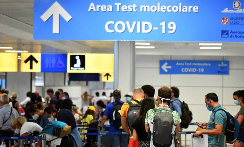 Photo of Coronavirus, obbligo di tampone per chi arriva dalla Francia