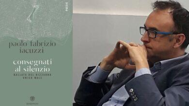 Photo of Iacuzzi un poeta al tempo del coronavirus: «Ho anticipato il senso di autoreclusione e emarginazione che tutti abbiamo provato»