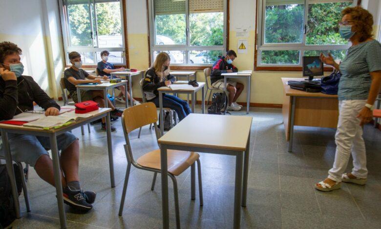 Photo of Scuola, test rapidi per gli studenti dopo un caso di contagio da coronavirus