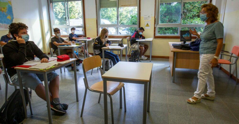 Scuola, test rapidi per gli studenti dopo un caso di contagio da coronavirus