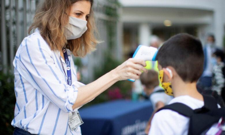 Photo of Coronavirus, la febbre va misurata a scuola: vince la linea del Piemonte