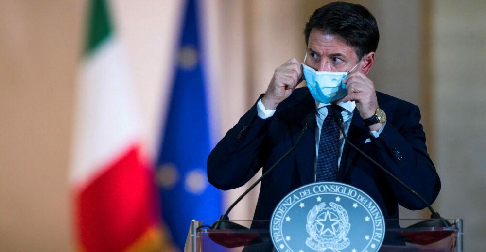 Conte presenta il nuovo Dpcm: «Misure più restrittive per proteggere salute ed economia»