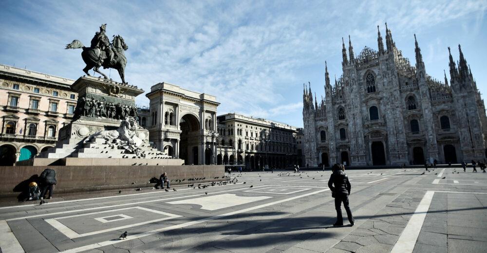 I sindaci di Milano e Napoli bocciano l'ipotesi si un nuovo lockdown