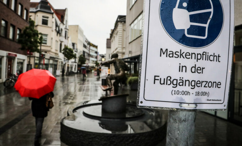 Photo of In Europa torna l'incubo lockdown: in Germania nuova stretta su ristoranti, alberghi e palestre