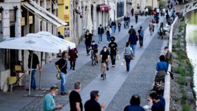 Photo of La stretta della Lombardia: bar chiusi alle 24, stop a sport a di contatto e  didattica a distanza alternata alle superiori
