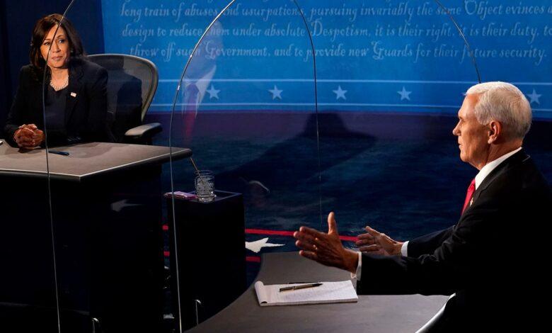 Photo of Usa 2020, Pence-Harris: fra i vicepresidenti è scontro sull'emergenza Covid