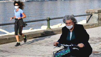 Photo of Viminale, mascherina anche per attività motoria all'aperto