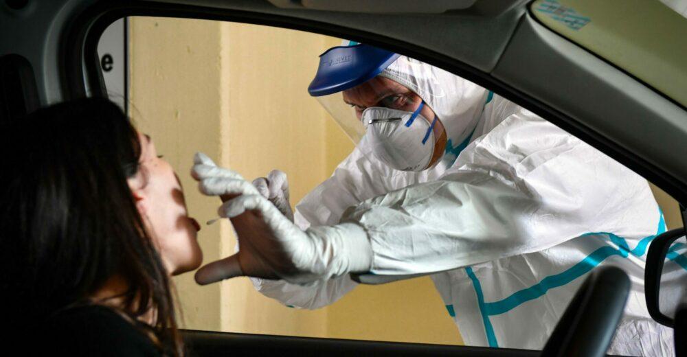 Coronavirus, a diffondere maggiormente il contagio sono gli asintomatici
