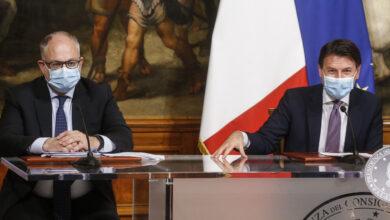 Photo of Dl Ristori, arrivano nuove risorse: decreto-ter da 2 miliardi e scostamento di bilancio da 8 miliardi