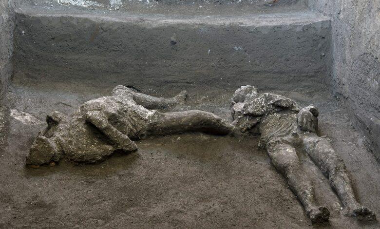 Photo of Un padrone e il suo schiavo, l'ultima fuga da Pompei