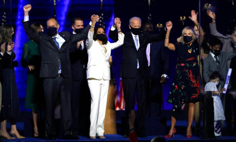 Photo of Joe Biden e Kamala Harris, nelle prime parole dei protagonisti