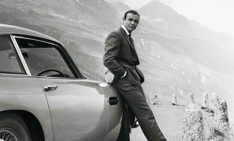 Photo of Sean Connery, genesi di un mito
