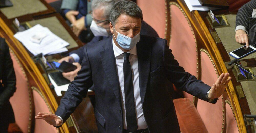 Cosa vuole Italia Viva dal governo Conte