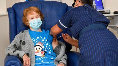 Photo of Regno Unito, stop al vaccino Pfizer per chi soffre di allergia