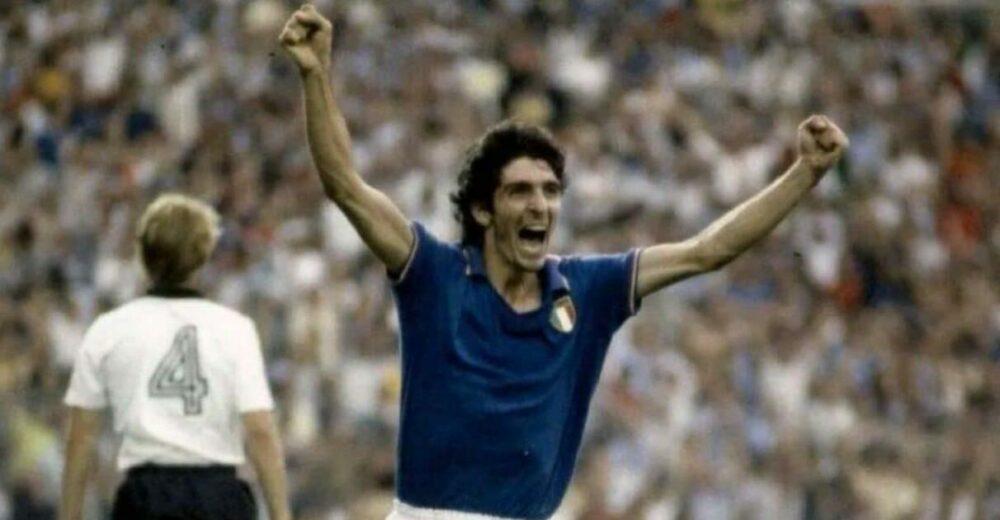 Il Mondiale in cui Paolo Rossi fece grande l'Italia
