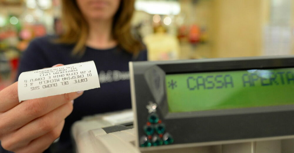 Lotteria degli scontrini: come funziona e come registrarsi