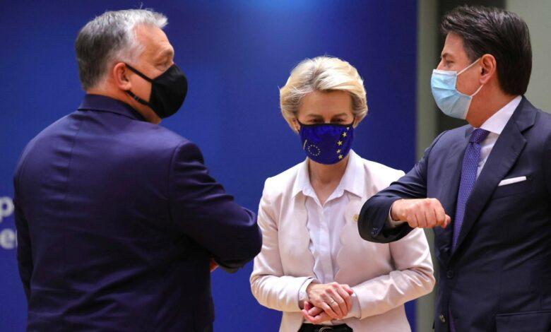 Photo of Recovery Fund, accordo tra i paesi Ue: cade il veto di Polonia e Ungheria
