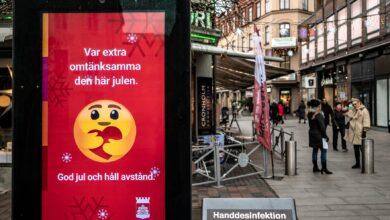 Photo of Coronavirus, la Svezia cambia rotta: via libera a lockdown parziali
