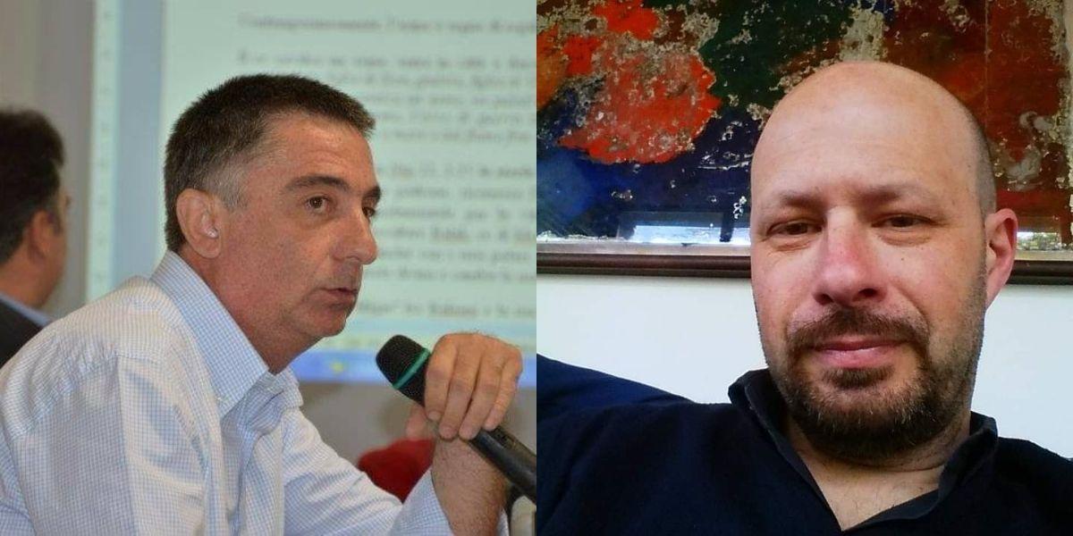 Filippo Grasso e Marco Platania